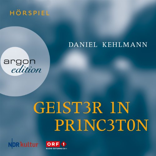 Geister in Princeton  By  cover art