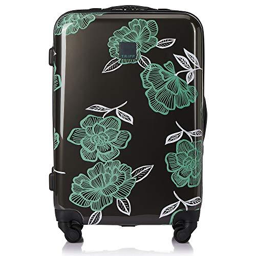 Tripp SlateSea Green Bloom Medium 4 Wheel Suitcase