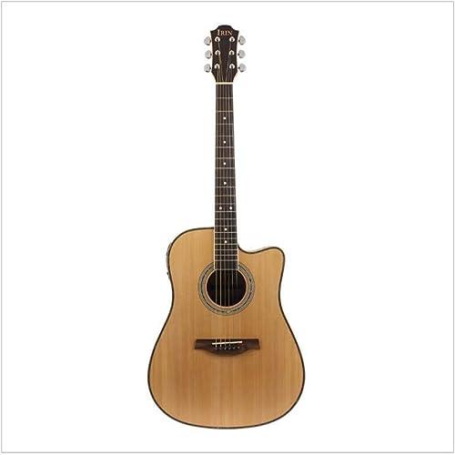 primera vez respuesta ZGHNAK 41 41 41 '' Folk de madera Guitarra 21 Traste Acústico Bajo eléctrico 6 cuerdas Ukulele de concierto para amante de instrumentos musicales de cuerda  diseños exclusivos