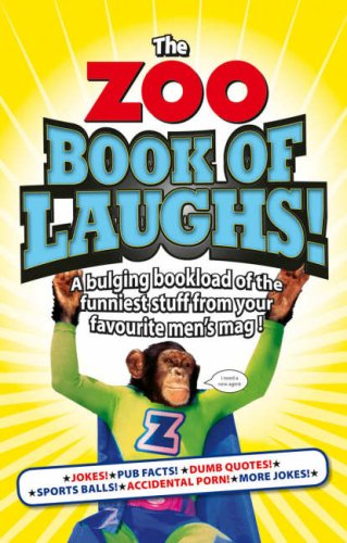 ""\""""Zoo"""" Book of Laughs""319|500|?|en|2|8f2833529f5c53e8dc855a0470872cd6|False|UNLIKELY|0.3542677164077759
