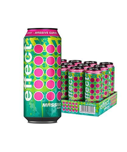 Effect Massive Energy Drink, 12 x 0,5l Dose