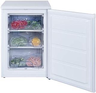 Teka TG1 80 - Congelador (Termostato regulable, Tres cajones, Una cubitera, Puerta reversible, 94 litros brutos, 84 litros...