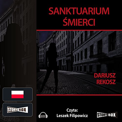 Sanktuarium śmierci audiobook cover art