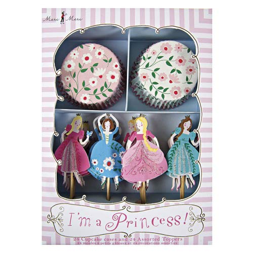 Meri Meri Cupcake Set Prinzessin