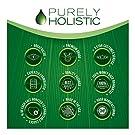 Purely Holistic Turmeric Curcumin 120 Veg Caps with BioPerine, 700mg, 95% Curcuminoids #1