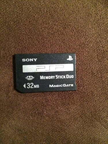 Sony PSP Memory Stick Duo 32MB