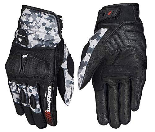 Furygan 4470-1 Gloves Vittorio D3O Black L