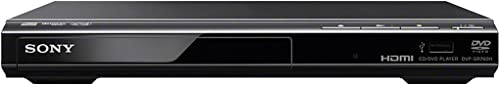 Sony DVP-SR760H Lecteur de DVD / Lecteur de CD (HDMI, Conversion ascendante 1080p, USB-Eingang, Lecture Xvid, Dolby D...