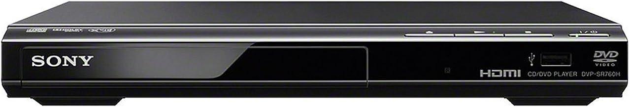Sony DVP-SR760H Lecteur de DVD / Lecteur de CD (HDMI, Conversion ascendante 1080p,..