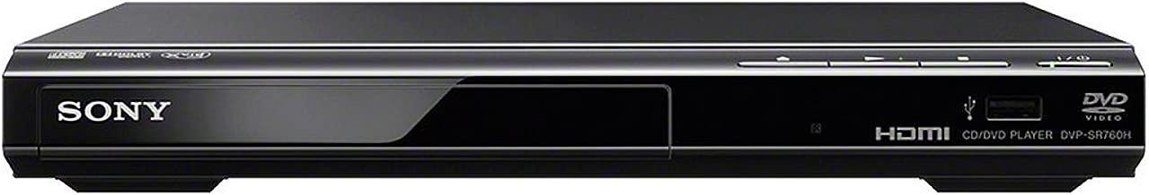 Sony DVP-SR760H - Reproductor de DVD /  CD con tecnología