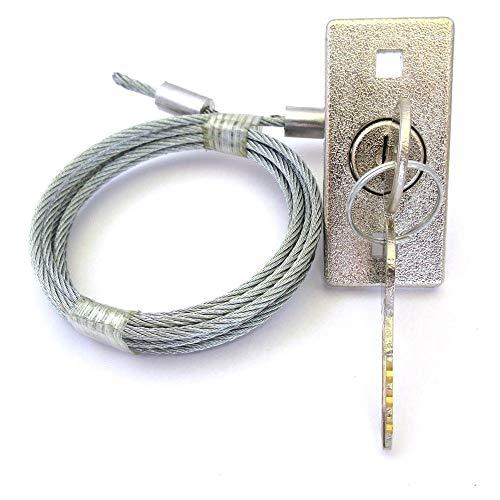 Read About LiftMaster 1702LM Universal Garage Door Opener Outside Emergancy Keyed Release