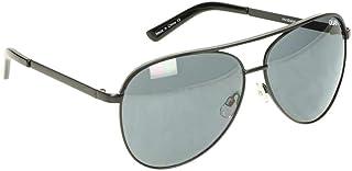 QUAY AUSTRALIA Women's Vivienne Black/Smoke Lens Sunglasses