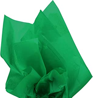 JAM PAPER Tissue Paper - Green - 10 Sheets/Pack