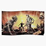 Dead Lee A TWD Clementine Clem Aj J Walking I Fsgkappa- The Most Impressive and Stylish Indoor Decoration Poster Available Trending Now