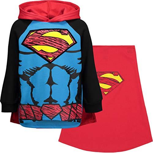 DC Comics Superman Toddler Boys Fleece Costume...