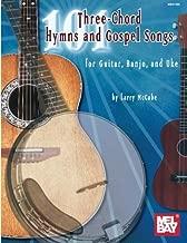 101 Three Chord Songs for Hymns & Gospel For Guitar, Banjo & Uke