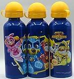 Gym Una Botella de Agua de Aluminio, cantimplora a Prueba de Fugas sin BPA 520ML para...