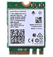 Intel Dual Band Wireless-AC 8265 8265NGW 無線LAN WiFi ネットワークカード Bluetooth 4.2