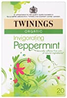 Twinings Org Peppermint Tea 20 Bag (order 4 for trade outer) / トワイニングペパーミントティー組織20袋(商品アウターため4 )