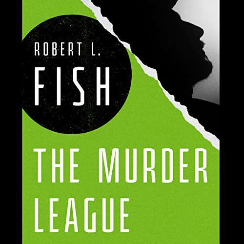 The Murder League  By  cover art