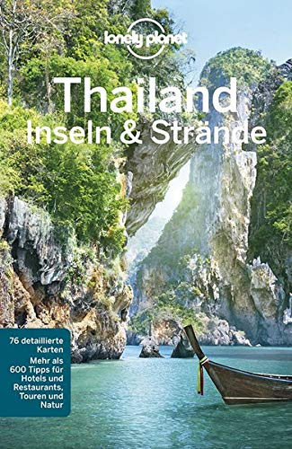 Lonely Planet Reiseführer Thailand Insel & Strände