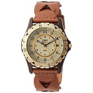 [タイメックス] 腕時計 サファリSafari復刻版 TW2P88300 正規輸入品 ブラウン