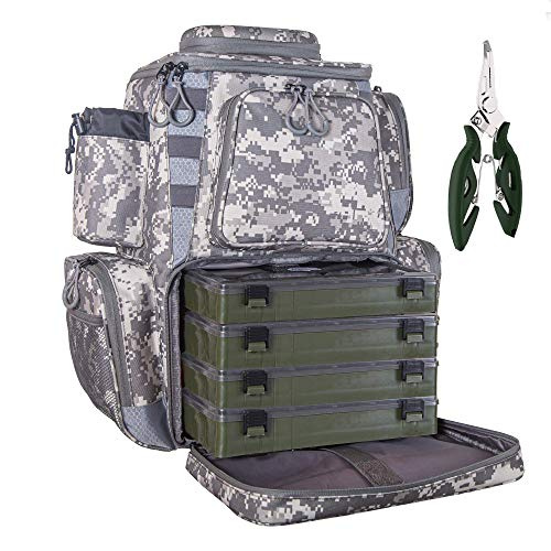 Tackle Boxes Pliers & Waterproof Protective Rain Cover