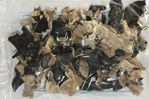 Mu Err Pilze getrocknete Schwarze Pilze asiatische Morcheln chinesische Pilze