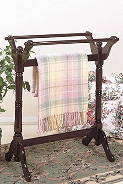 Blanket Rack 32 5 X25 X16 5 CHERRY