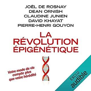 Couverture de La révolution épigénétique