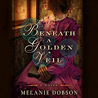 Beneath a Golden Veil audiobook cover art