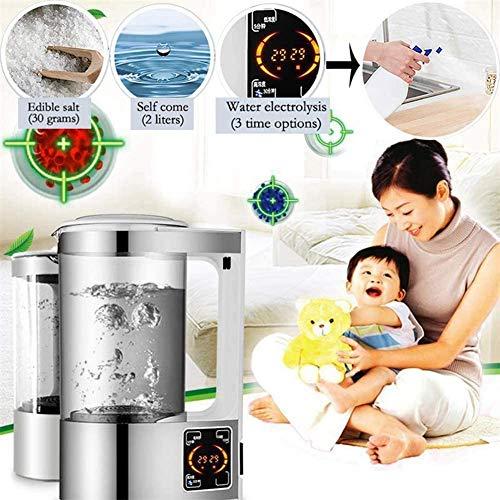 CXDM 2000ML Kapazität hypochlorige Säure Wasserentkeimungsmittel Maschine Sodium Hypochlorous Generator Gesunder Haushalt Desinfektions-Maschine