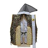 龍柄の金襴織 陣羽織D (絹製)烏帽子 鉢巻付 五月人形 5月人形 祝着 お祝い品 鎧飾り 兜飾り 子供大将飾り