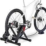 Yaheetech Fahrrad-Rollentrainer mit 6-gängiger Lenkerschaltung