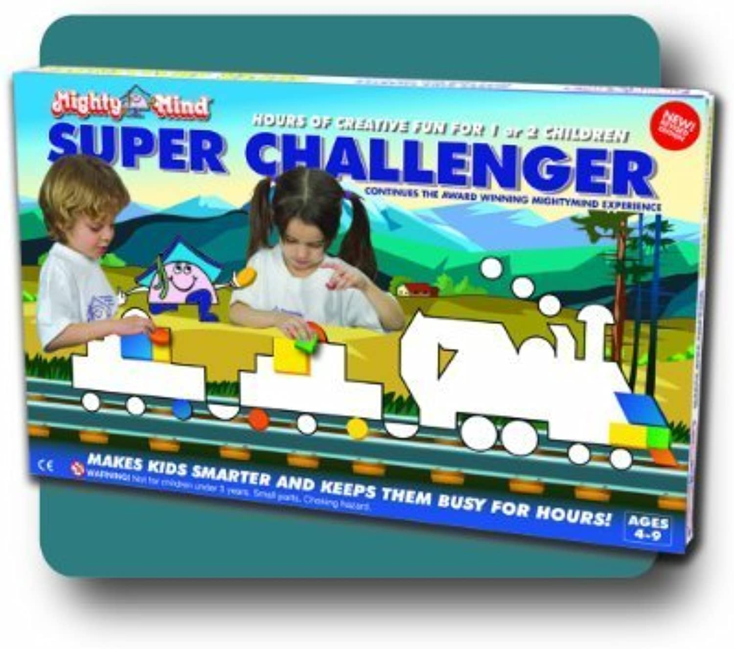 Mighty Mind Super Challenger Game by MightyMind