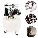 35L 850W Precisión Clínica Médica Dental Compresor Aire sin Aceite Silencioso