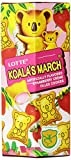 Lotte Koala Cookie Strawberry (s), 1.45-Ounce Boxes (Pack of 12)