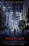 Inception- Style C Movie Poster (27,94 x 43,18 cm)