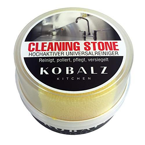 AXIS KITCHEN Hochaktiver Universal Putzstein Cleaning Stone etc. 300 g für Küche Innen Außen Autofelgen etc.