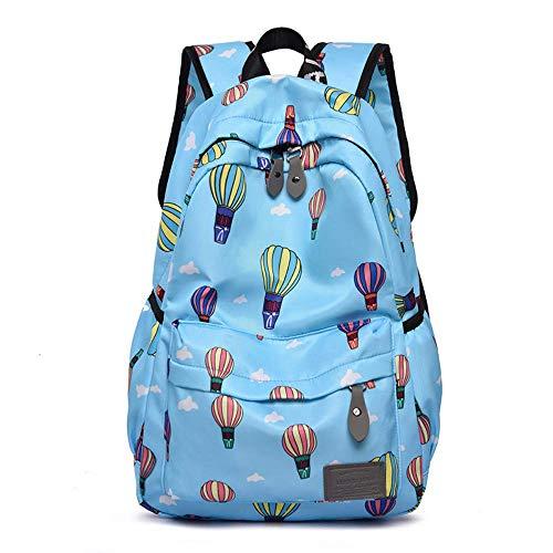 Thumby Rugzak Casual Daypacks Sport Outdoor Rugzak Casual Travel Tassen Dames Rugzak Grote Capaciteit Student Tassen 28 * 13 * 43Cm E