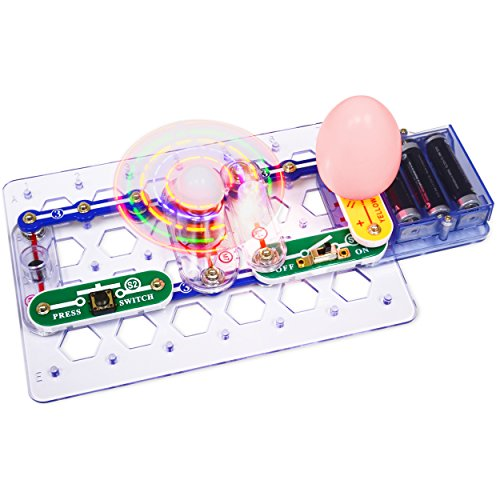 Snap Circuit's Beginner Electronics Exploration Kit
