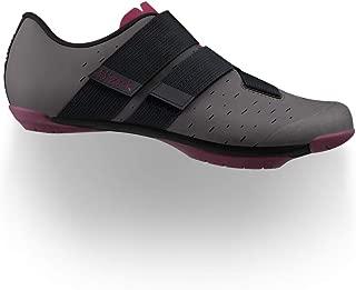 Fizik Terra Powerstrap X4 - Zapatillas de Ciclismo para Hombre, Color Antracita/UVA