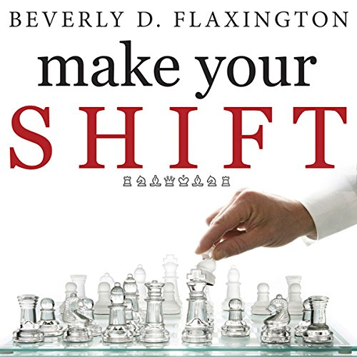 Make Your SHIFT audiobook cover art