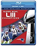 NFL Super Bowl LIII - New England Patriots [Blu-Ray Combo Pack]