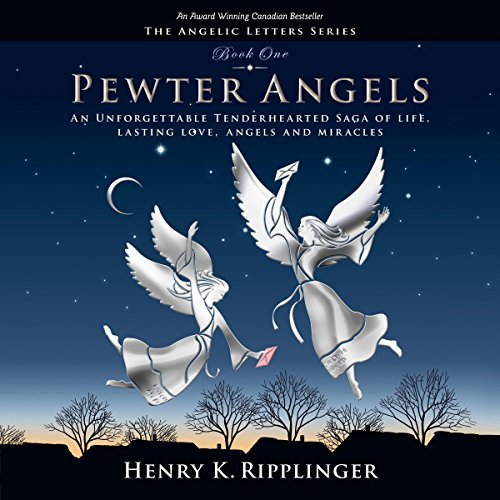 Pewter Angels audiobook cover art