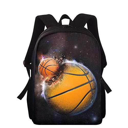 HUANIU Children's Backpack 3d Roaring Dinosaur Backpack Cartoon Ultralight Student School Bag Shoulder Bag Travel Backpack Computer Bag Large Capacity C-15in * 10.7in * 4.2in