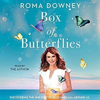 A Box of Butterflies audiobook cover art