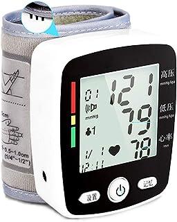 Tensiómetro de Brazo Tensiómetro De Brazo - Home Care Tipo De Pulsera Automático De Presión De Alta Definición De Pantalla Grande Portátil Multifunción Precisa esfigmomanómetro