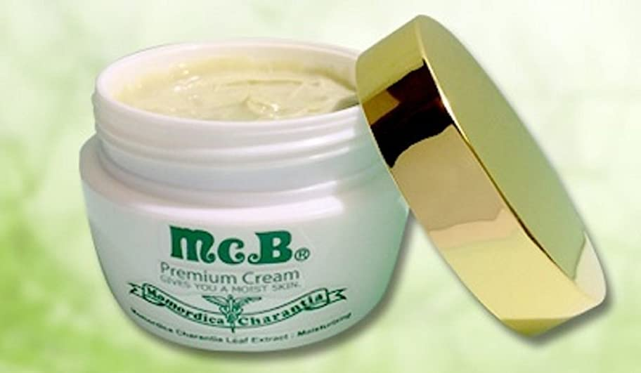 マラドロイト領収書エイリアスインカの秘密McB Premium Cream