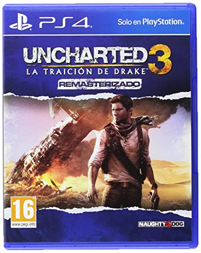 Uncharted 3: La Traición De Drake Remasterizado